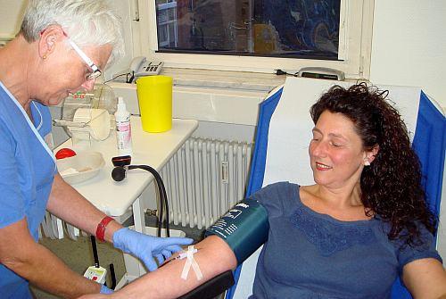 Blutspende Karlsruhe
